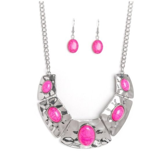 Paparazzi - Necklace & Earrings
